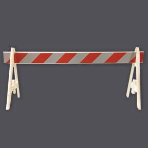 Traffic Control Barricades Barricades Plus